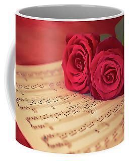 Appassionata Coffee Mug by Iryna Goodall