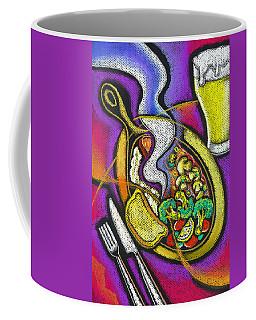Appetizing Dinner Coffee Mug