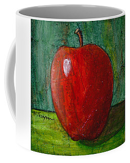 Apple #4 Coffee Mug