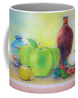 Apple A Day Coffee Mug