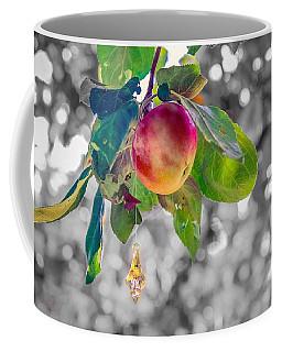 Apple And The Diamond Coffee Mug