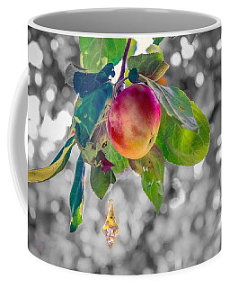 Apple And The Diamond Coffee Mug