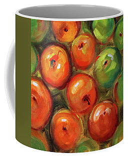 Apple Barrel Still Life Coffee Mug