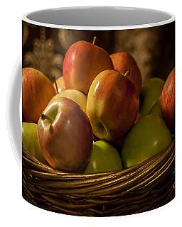 Apple Basket Coffee Mug