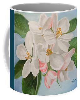 Apple Blossom Coffee Mug