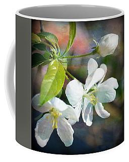 Apple Blossom Art Coffee Mug