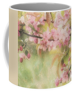 Apple Blossom Frost Coffee Mug
