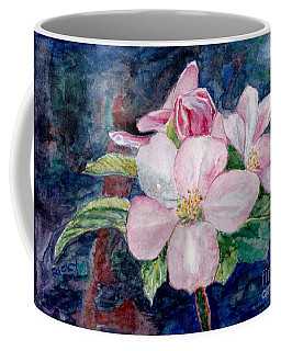 Apple Blossom - Painting Coffee Mug