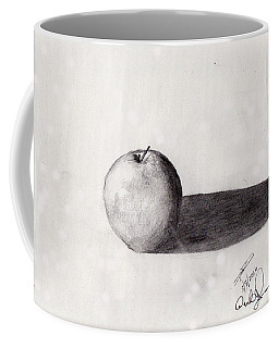 Apple Coffee Mug by David Jackson
