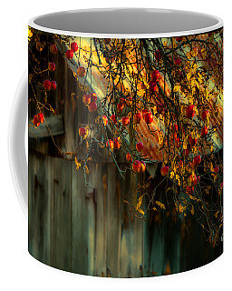 Apple Picking Time Coffee Mug by Sherman Perry