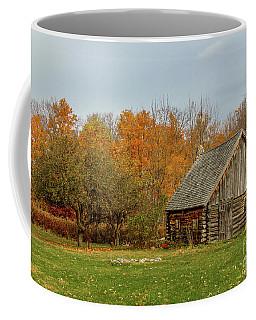 Apple Season At The Woods Coffee Mug