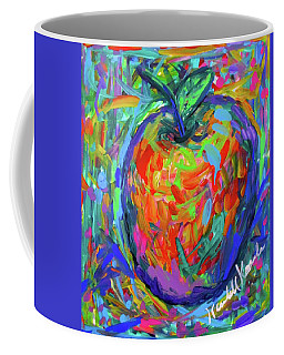 Apple Splash Coffee Mug