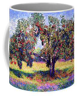 Apple Tree Orchard Coffee Mug