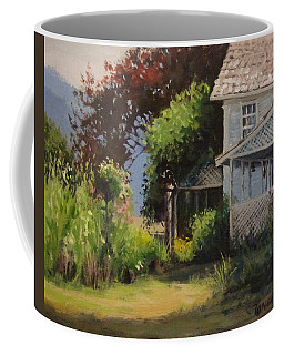 Applegate House Coffee Mug