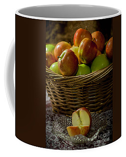 Apples To Share Coffee Mug