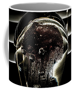 Coffee Mug featuring the photograph Approach by Eric Christopher Jackson