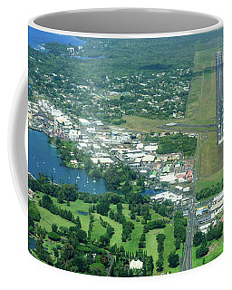 Approach Into Ito Coffee Mug
