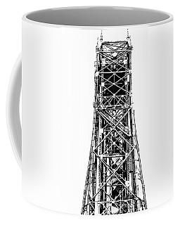 Aerial Lift Bridge-duluth, Mn Coffee Mug