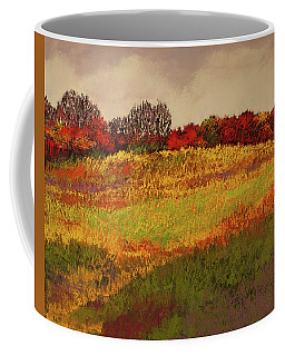 Coffee Mug featuring the photograph Approaching Magpie Forest by David Patterson