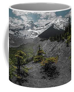 Approaching Rainer Coffee Mug