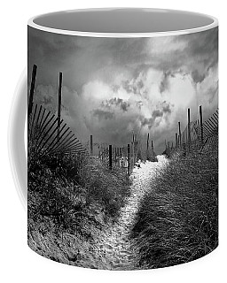 Coffee Mug featuring the photograph Approaching Storm by John Rivera
