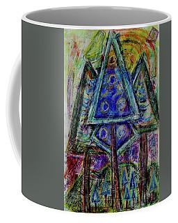 Approaching The Blue Hour Coffee Mug
