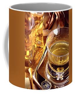 Apres Golf Coffee Mug