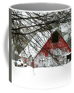 April Blizzard Coffee Mug