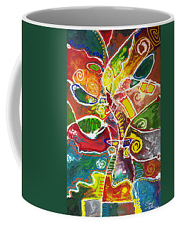 April Bouquet Coffee Mug