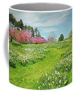 Coffee Mug featuring the photograph April Days by Diana Angstadt