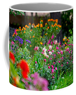 April Flowers Coffee Mug
