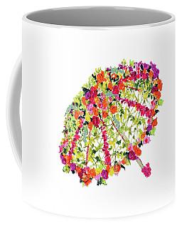 April Showers Bring May Flowers Coffee Mug