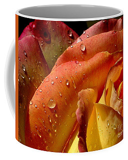 Coffee Mug featuring the photograph April Showers by Marie Neder