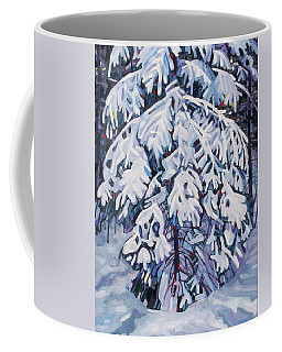 April Snow Coffee Mug
