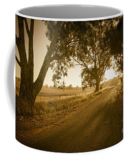Coffee Mug featuring the photograph Apsley Sunrise by Ray Warren