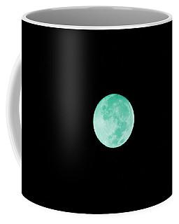 Aqua Moon Coffee Mug