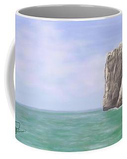 Aqua Sea Coffee Mug