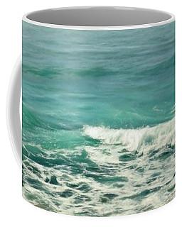 Aqua Tide Coffee Mug