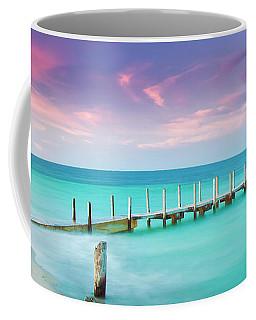 Aqua Waters  Coffee Mug