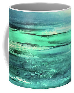 Aquamarine  Coffee Mug