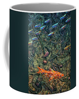 Aquarium 2 Coffee Mug