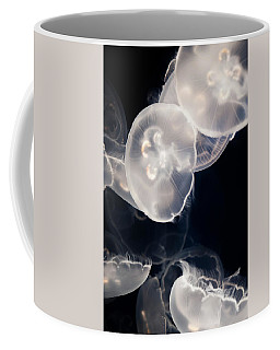 Aquarium Of The Pacific Jumping Jellies Coffee Mug
