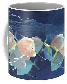 Aquarium Parade Coffee Mug