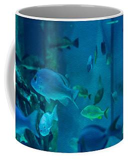 Aquarium View Coffee Mug