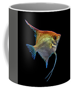 Aquatic Gold  Coffee Mug