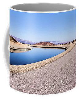 Aqueduct Sharp Turn Coffee Mug