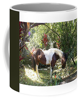 Arabe  From Equinetry By David Coffee Mug