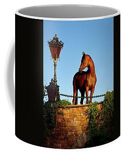Arabian Beauty Coffee Mug by Ekaterina Druz