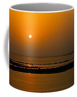 Arabian Gulf Sunset Coffee Mug