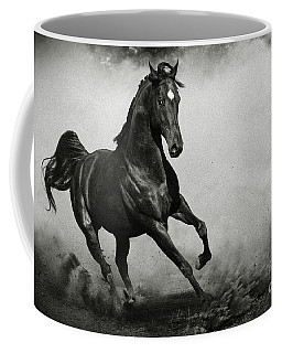 Arabian Horse Coffee Mug